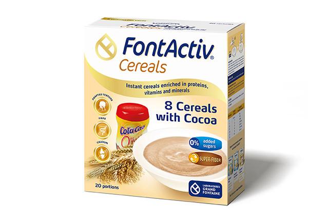 FontActiv Cereals