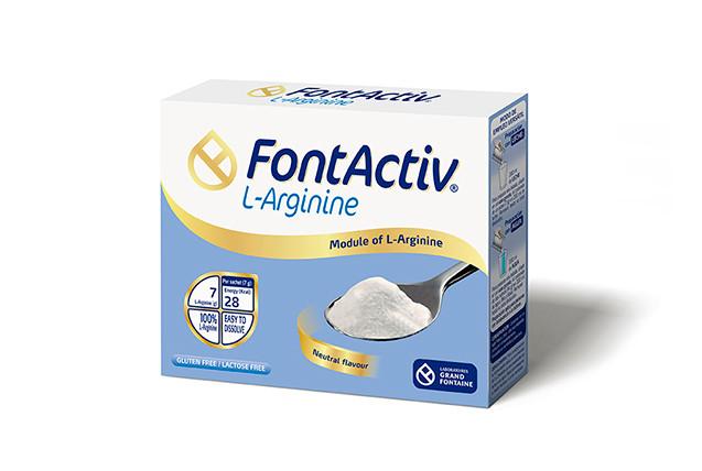 FontActiv L-Arginine - Grand Fontaine
