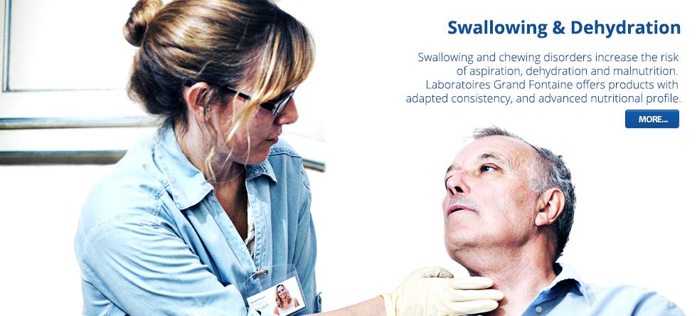 Swallowing & dehydration
